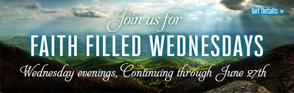 Faith Filled Wednesdays